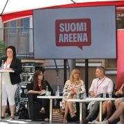 SuomiAreena - Paneelikeskustelu