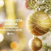Joulurauhaa päihdekuntoutuksessa